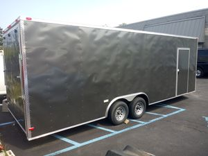 VNOSE ENCLOSED TRAILERS NEW 20FT 24FT 28FT 32FT for Sale in Portland, OR