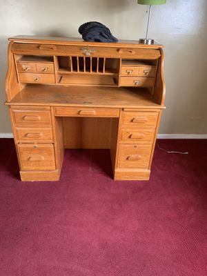 SECRETARY DESK-FREE if you can pick up today! for Sale in Philadelphia, PA