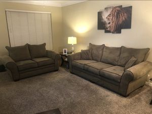 American Signature Couch and Love Seat for Sale in Alexandria, VA