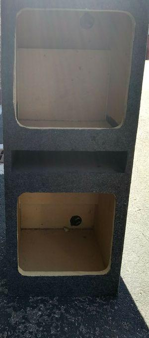 Dual 12s kicker subwoofer box $40 for Sale in Mesa, AZ