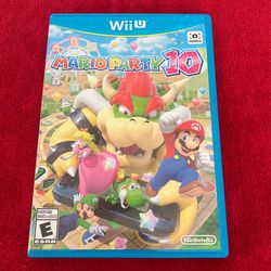 Mario Party 10 for Sale in Hollywood,  FL