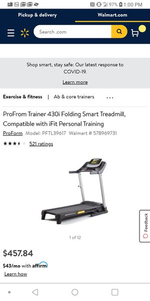Treadmill for Sale in Alexis, NC