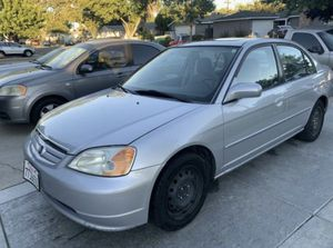 2001 Honda Civic for Sale in Tracy, CA