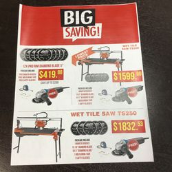 Sale Diamond Tools International Free Makita 03/05/2021 food And Refreshments 10:am To 5pm for Sale in Fort Lauderdale,  FL
