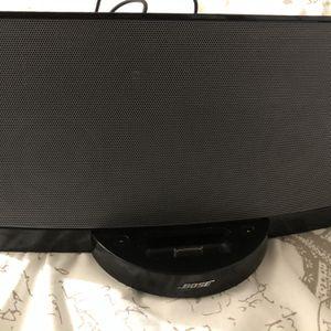 BOSE speaker Black for Sale in Beaverton, OR