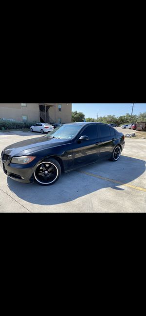 Bmw 2006 3 serious 325i for Sale in San Antonio, TX