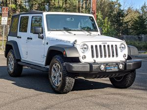 2015 Jeep Wrangler Unlimited for Sale in Olympia, WA