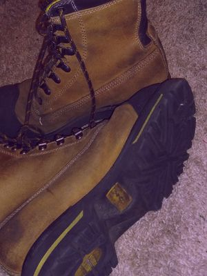 Steel Toe Work boots for Sale in Vancouver, WA
