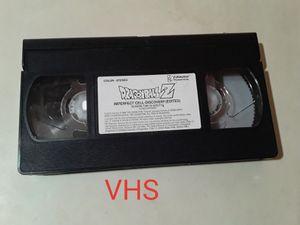 VHS Dragonball Z for Sale in Heber Springs, AR