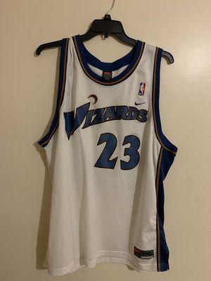 Jordan # 23 Wizards Jersey Nike 3XL for Sale in Gardena, CA