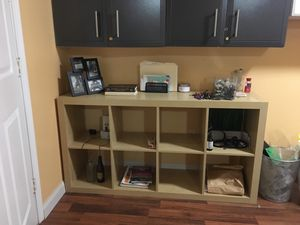 Shelving/ table unit for Sale in Colorado Springs, CO