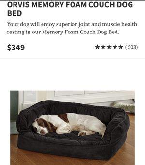 Orvis memory foam dog bed for Sale in Weston, WV