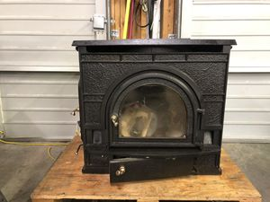 Vermont Castings Dutchwest wood stove for Sale in Maple Valley, WA