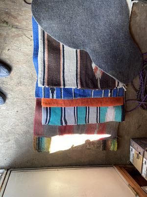 Thin horse blankets for Sale in Benton City, WA