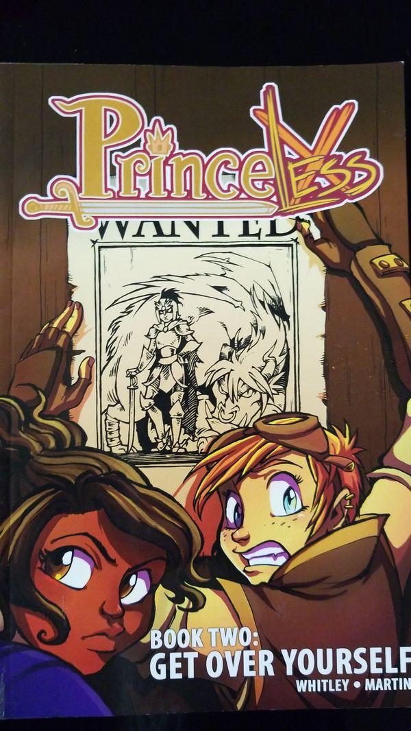 Princeless volume 2
