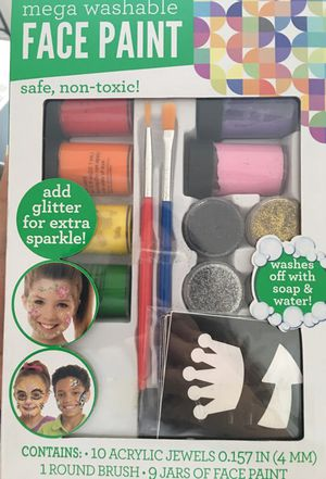 Face painting kit for Sale in Chesapeake, VA