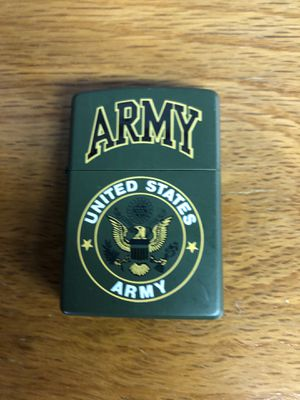 Army Zippo for Sale in Sumner, WA