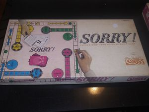 1964 Sorry board game for Sale in New Haven, CT