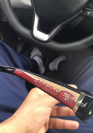 Glasses 49ers for Sale in Castro Valley, CA