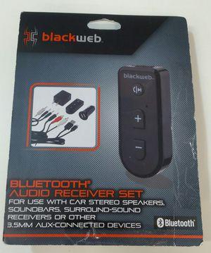 Blackweb Bluetooth Audio Receiver Set for Sale in San Diego, CA