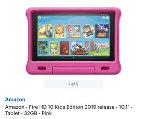 Amazon fire HD tablets for Sale in Lawrence, MA
