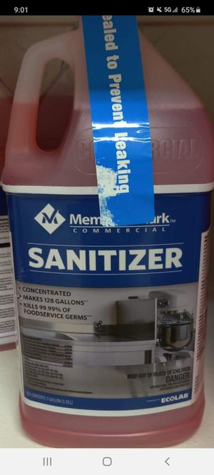 Commercial Sanitizer makes 128 gallons!!! for Sale in Tolleson, AZ