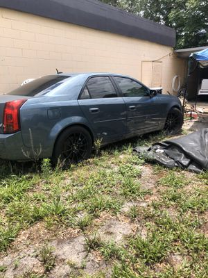 2006 Cadillac CTS 6speed standard for Sale in Heathrow, FL