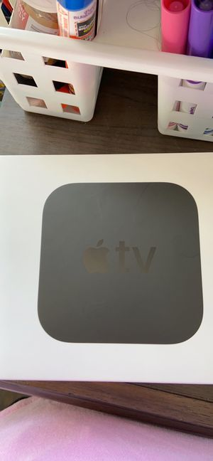 Apple TV 4K for Sale in Von Ormy, TX
