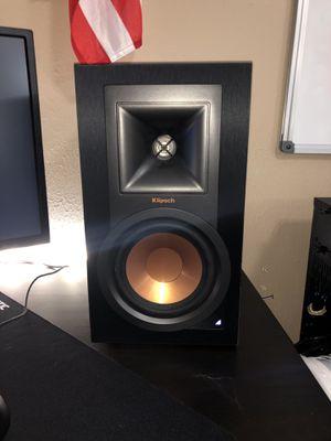 Klipsch R-15PM Bookshelf speakers & Subwoofer for Sale in Katy, TX