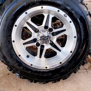 "4x110 Bolt Pattern 12"" for Sale in Moreauville, LA"