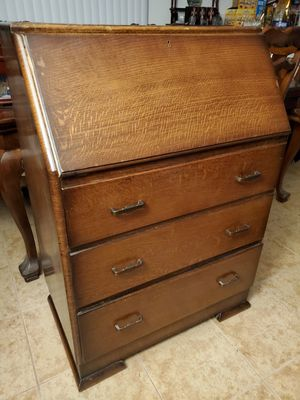 Vintage drop leaf desk for Sale in Fort Worth, TX