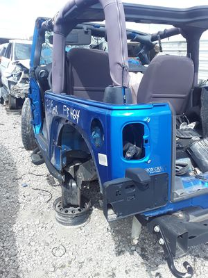 2016 Jeep Wrangler for parts for Sale in Houston, TX