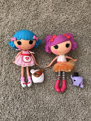 Lalaloopsy Dolls for Sale in Euless, TX
