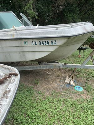 2 boats for sale cheap for Sale in San Antonio, TX
