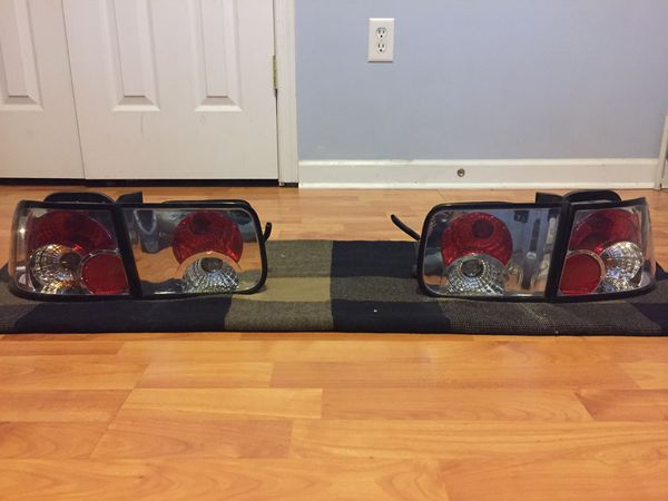 Honda Civic taillights '96-98. Rear pair (left+right)