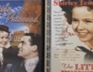 Classic Shirley Temple DVD 's for Sale in San Leandro,  CA