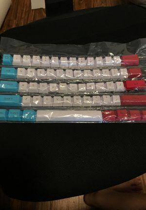 Keys for a keyboard 20 bucks$ for Sale in Oakland, CA