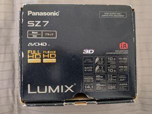 Panasonic digital camera for Sale in Carlsbad, CA