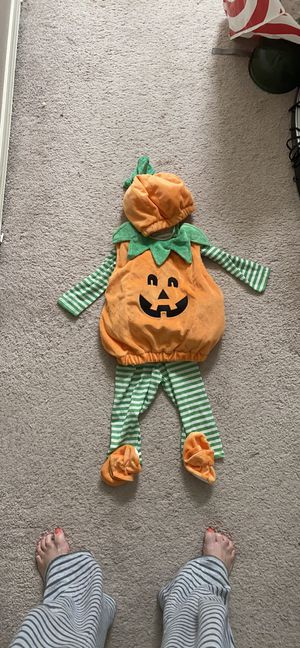 Baby Pumpkin Costume for Sale in Beaverton, OR