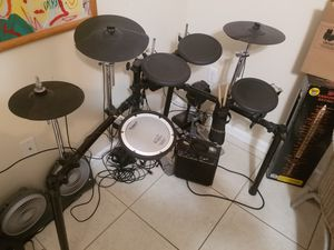 Roland TD-4 Electric Drum Set for Sale in Palmetto Bay, FL