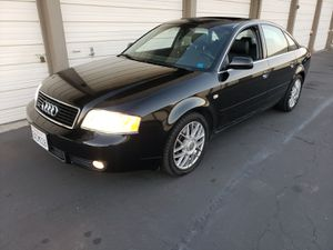 Mint 6 SPEED 2002 Audi A6 2.7T Quattro Turbo! for Sale in Redwood City, CA