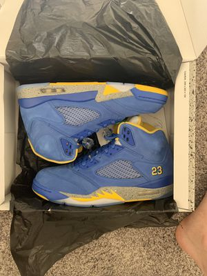 Jordan Retro 5 Laney size 10.5 -Brand New for Sale in Denver, CO