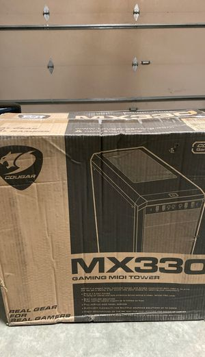 Cougar MX330 Gaming Midi Tower for Sale in Rancho Cucamonga, CA