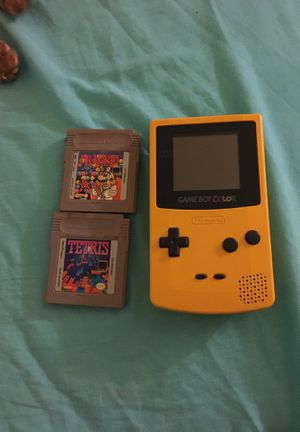 Nintendo game boy color for Sale in West Chicago, IL
