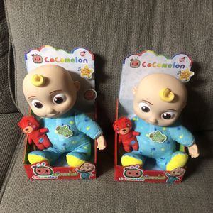 COCOMELON MUSICAL BEDTIME JJ DOLL for Sale in Anaheim, CA