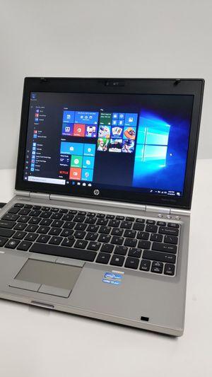 HP EliteBook 2560p Intel i5 8gb ram 120 GB SSD windows 10 pro office 2019 pro laptop computer for Sale in Phoenix, AZ