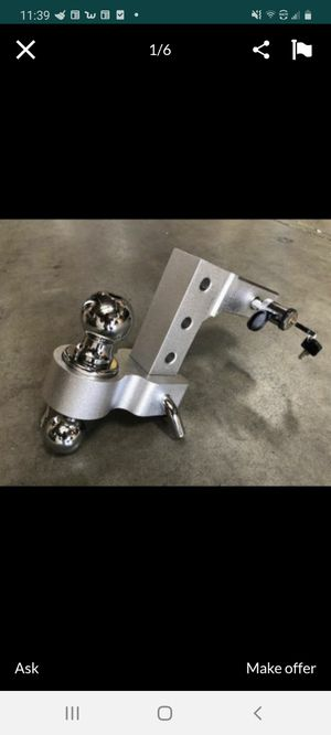 Brand new hitch for trailer for Sale in Highland, CA