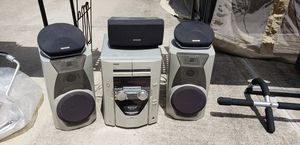 Sony HCD M100 50 Plus 1 CD Changer Compact Hi-fi Stereo System for Sale in Austin, TX