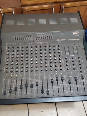 Huge Peavey mixer for Sale in Springfield, MA