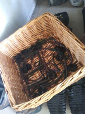 Basket of worn for fishing for Sale in Greenacres, FL